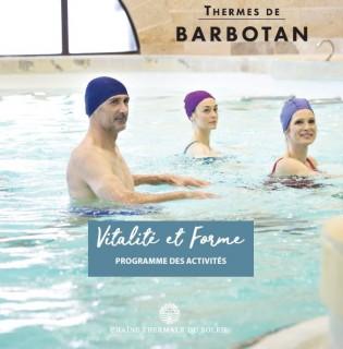 Brochure Vitalité et Forme en 2019