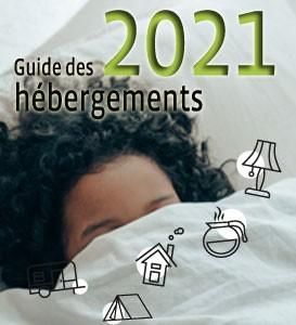 Guide hébergements 2021