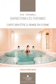 Brochure Spa