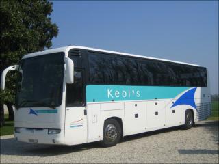 Horaires des navettes en bus