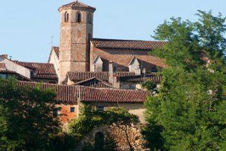 Les 7 Eglises de Cazaubon