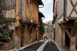 Le Vieux Cazaubon, village médiéval