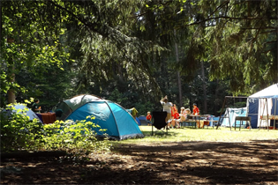 Propriétaire d'un Camping