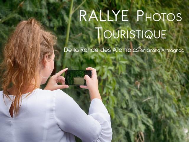 Jeu Rallye Photo Touristique