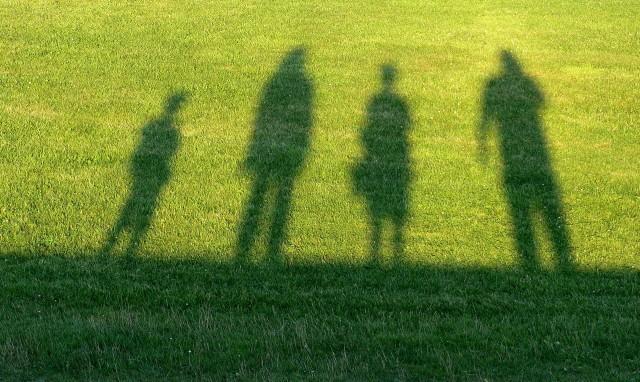 en familia