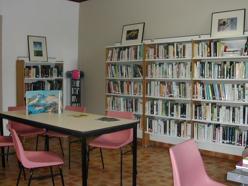 Bibliothèque de Panjas
