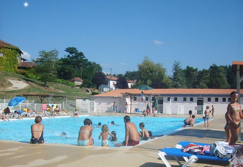Bases de loisirs piscines for Piscine dans le gers