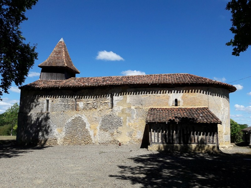 Eglise du Pin