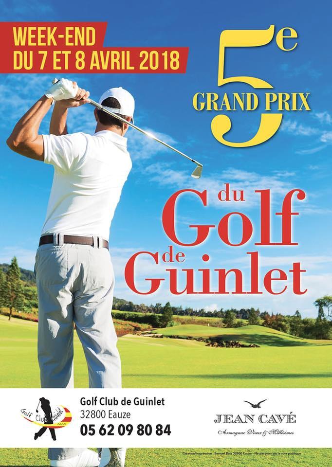 5eme grand prix du golf club de guinlet a eauze. Black Bedroom Furniture Sets. Home Design Ideas