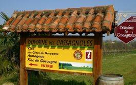 domaine Cassagnoles