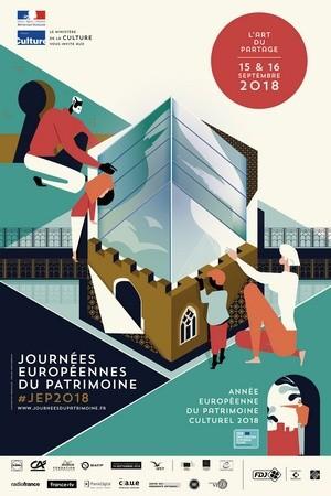 35emes Journées Européennes du patrimoine