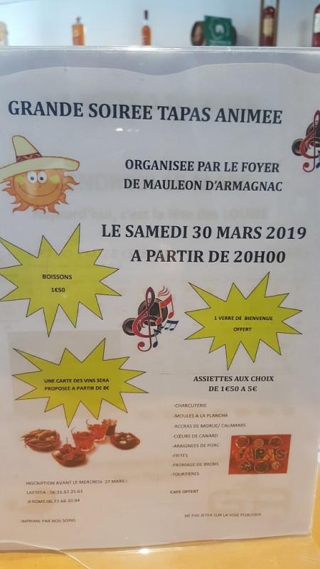 Mauléon d'Armagnac en fêtes