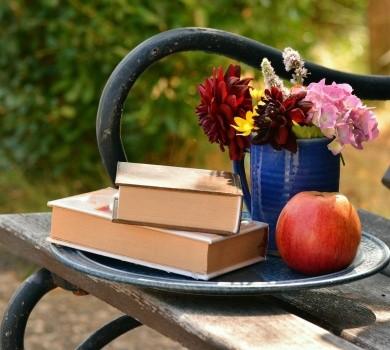 jardin de lecture