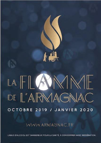 Flamme de l'Armagnac