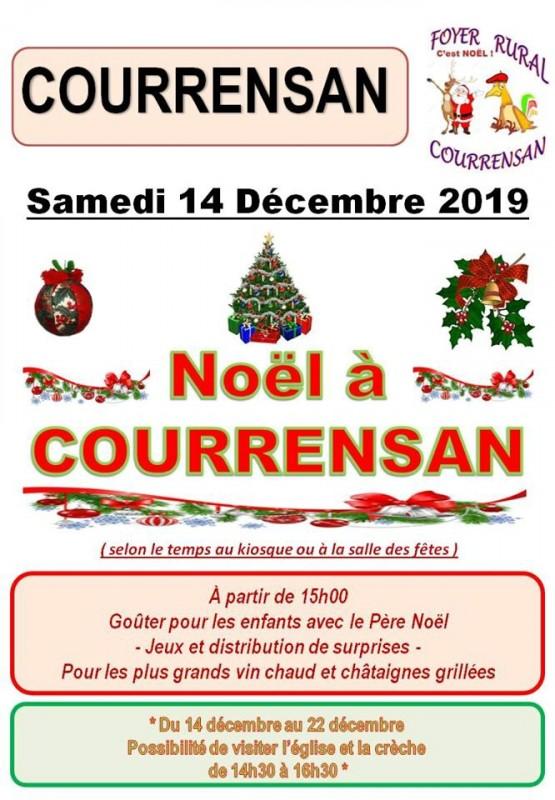 noel à Courrensan